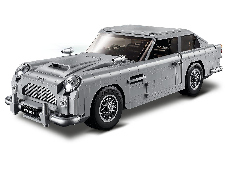 James Bond Aston Martin Db5 10262 Creator Expert Offiziellen Lego Shop De