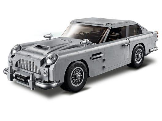 James Bond Aston Martin Db5 10262 Creator Expert Buy Online At The Official Lego Shop De