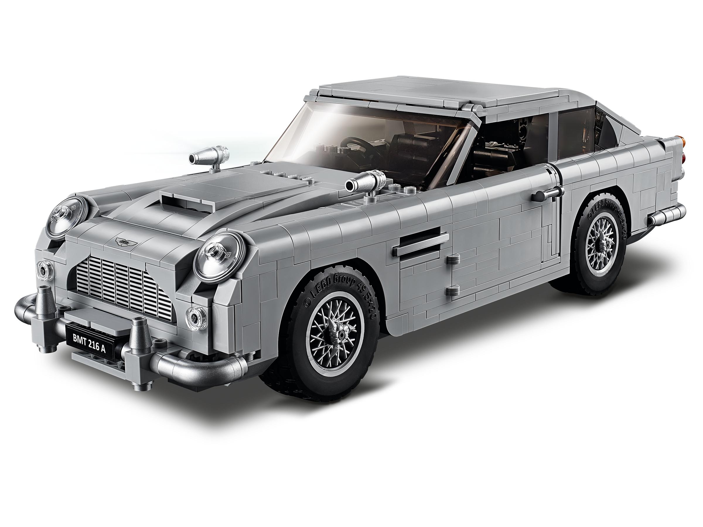 James Bond Aston Martin Db5 10262 Creator Expert Buy Online At The Official Lego Shop Gb