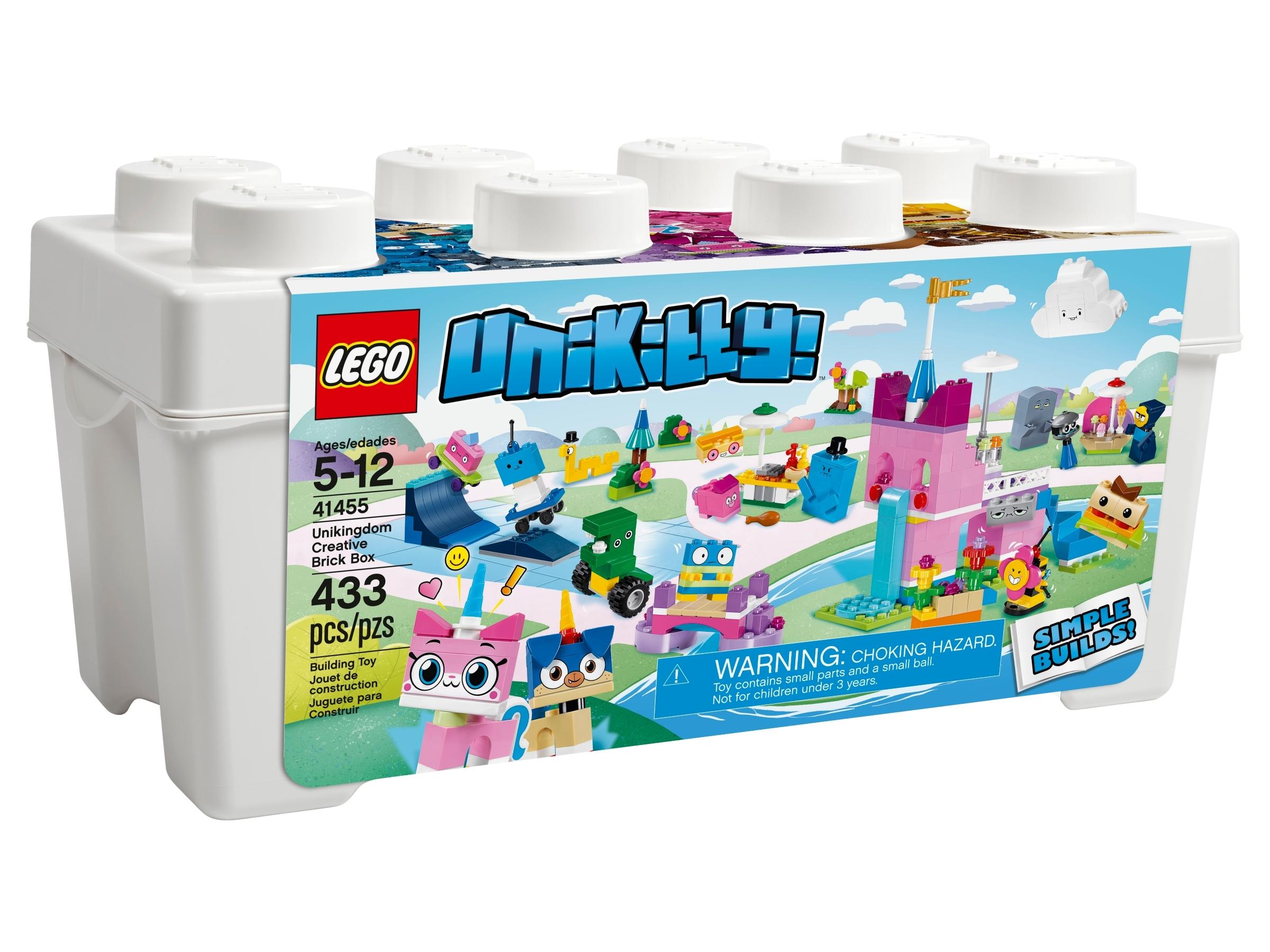 LEGO Sssnake mini fig New Minifigure Only 41455 Unikitty Unikingdom
