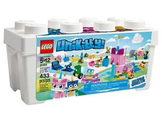 Unikingdom Creative Brick Box