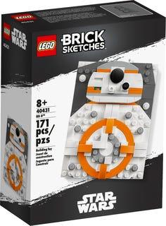 Brick Sketches™ BB-8™