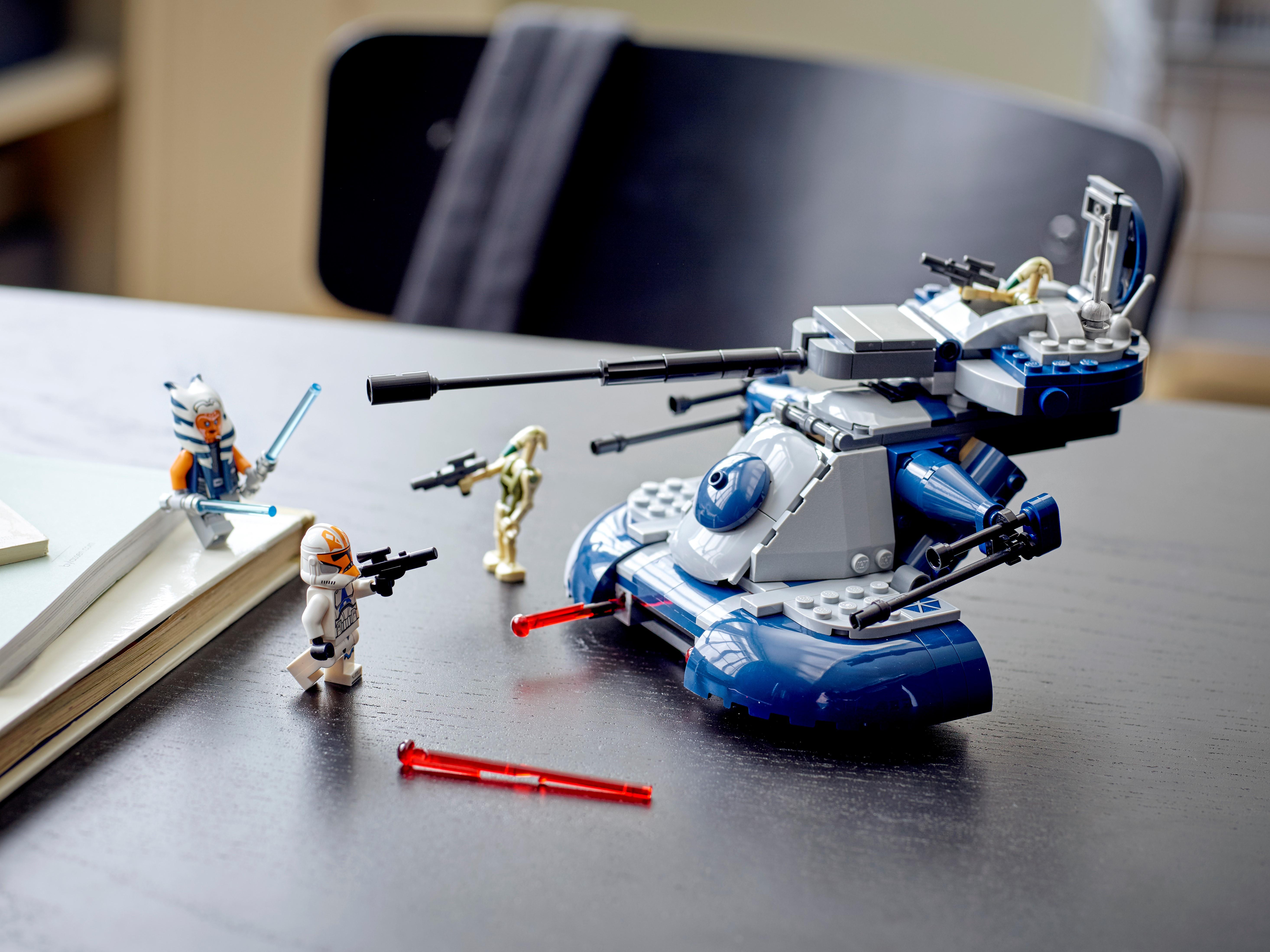NEU LEGO Star Wars 75283 Armored Assault Tank AAT - Ohne Minifiguren