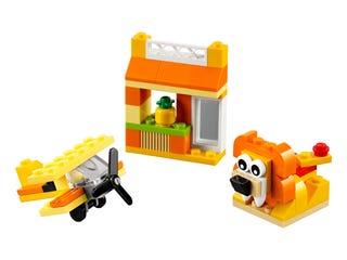 Orange Creativity Box