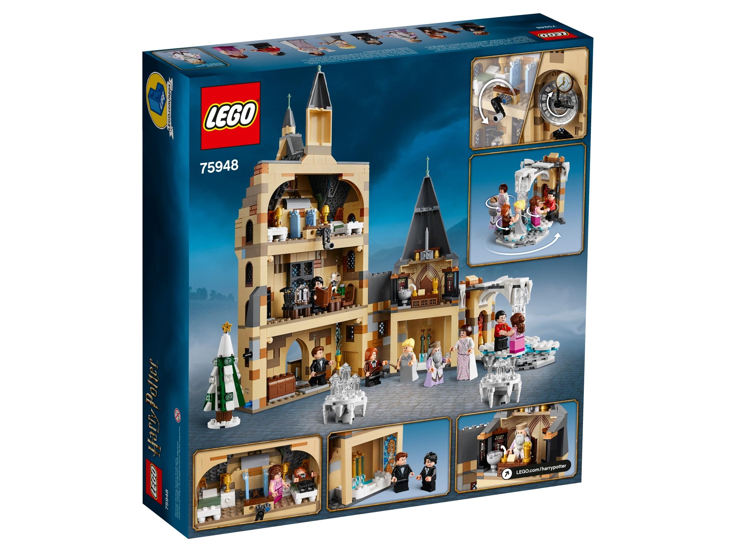 LEGO FIGURINE HARRY POTTER  HP184 DU SET 75948   *NEUF*