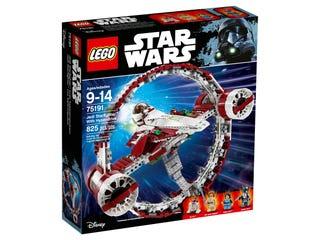 Jedi Starfighter™ avec hyperdrive
