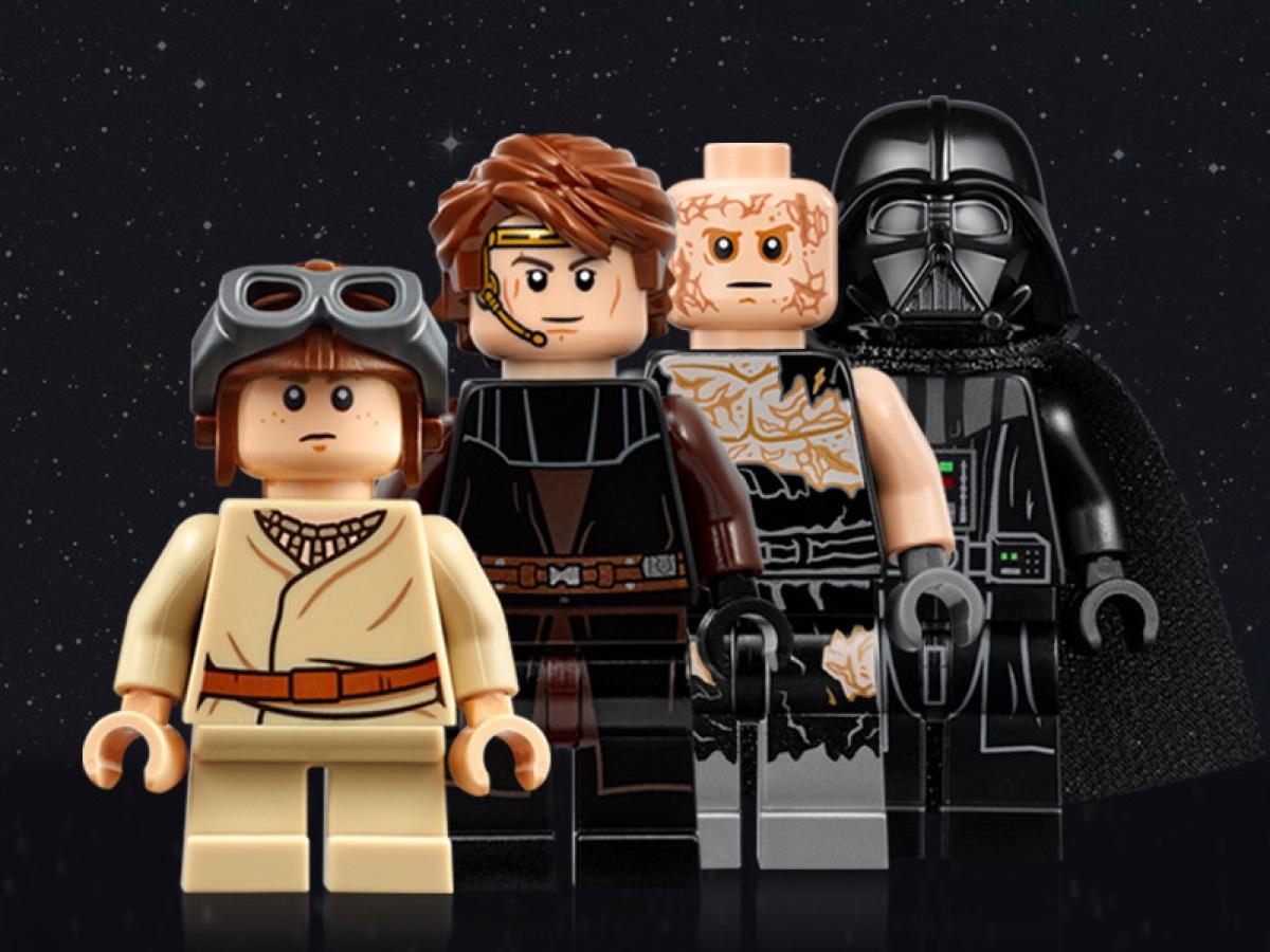 LEGO® Star Wars™ Anakin Skywalker from 75214