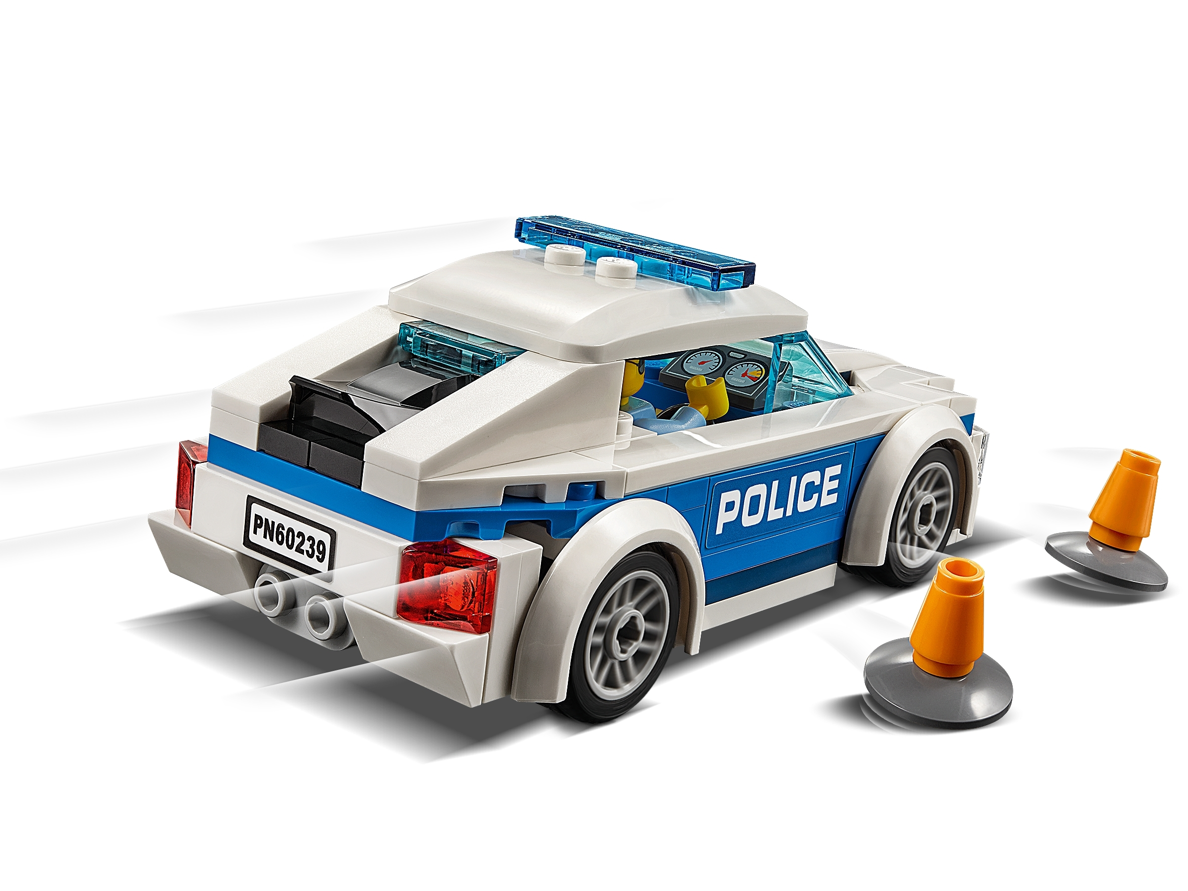 Police Patrol Car 60239 City Buy Online At The Official Lego Shop Us