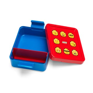 Minifigure Lunch Box