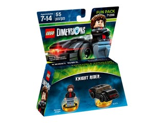 Knight Rider™- fun pack