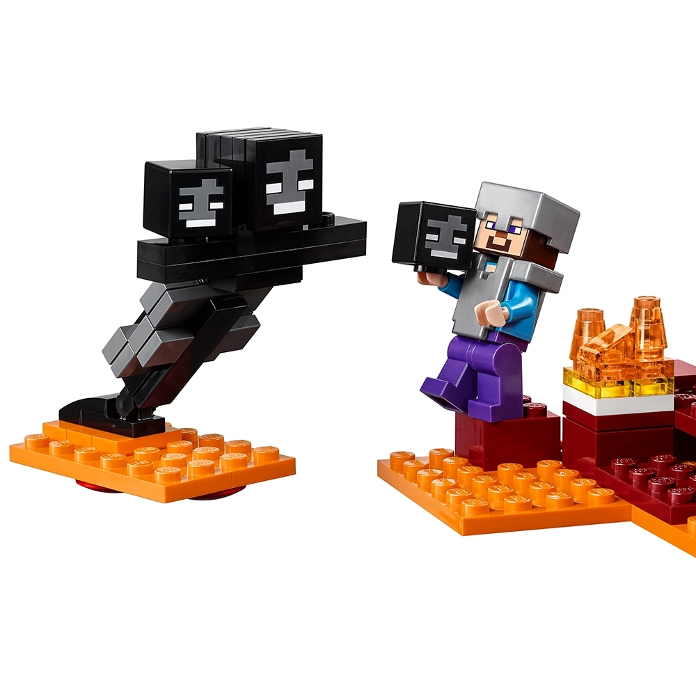 The Wither 21126 Minecraft Buy Online At The Official Lego Shop Us