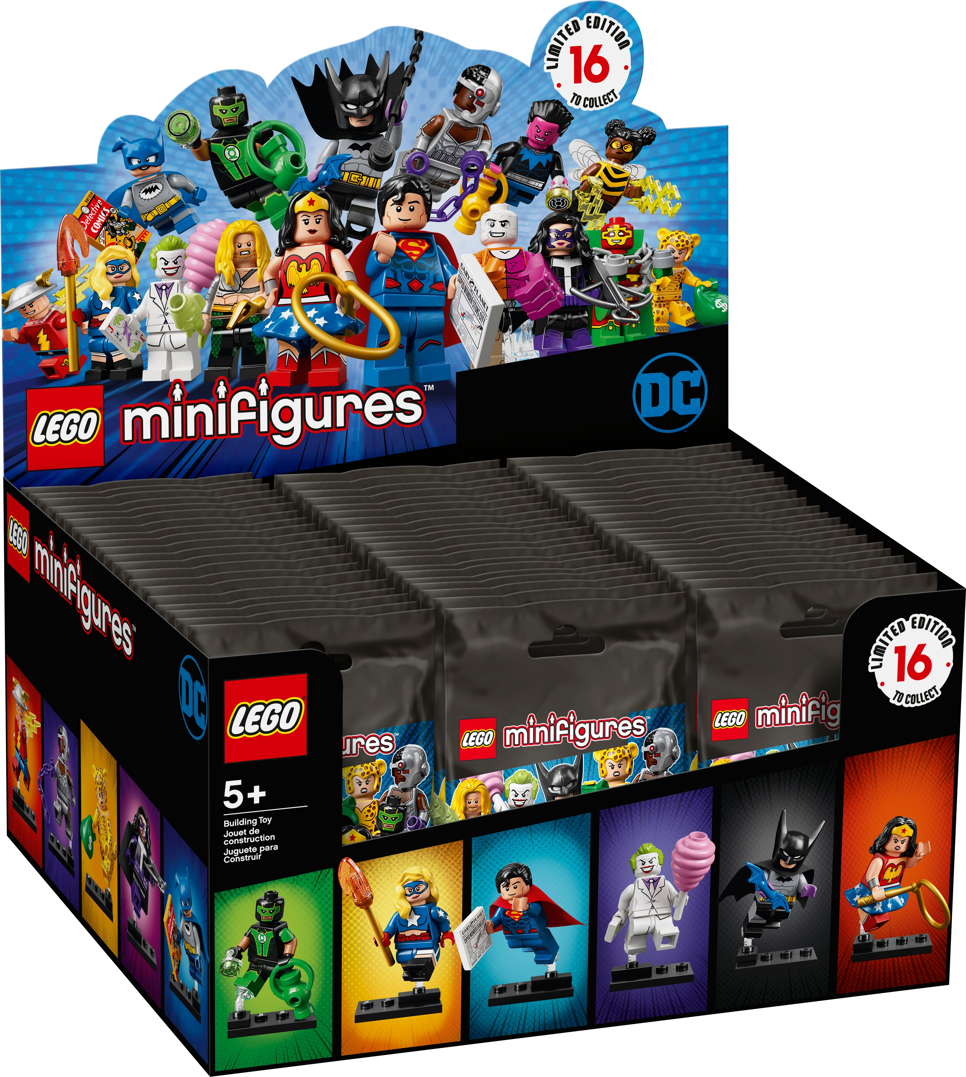 Dc Themes Official Lego Shop Us