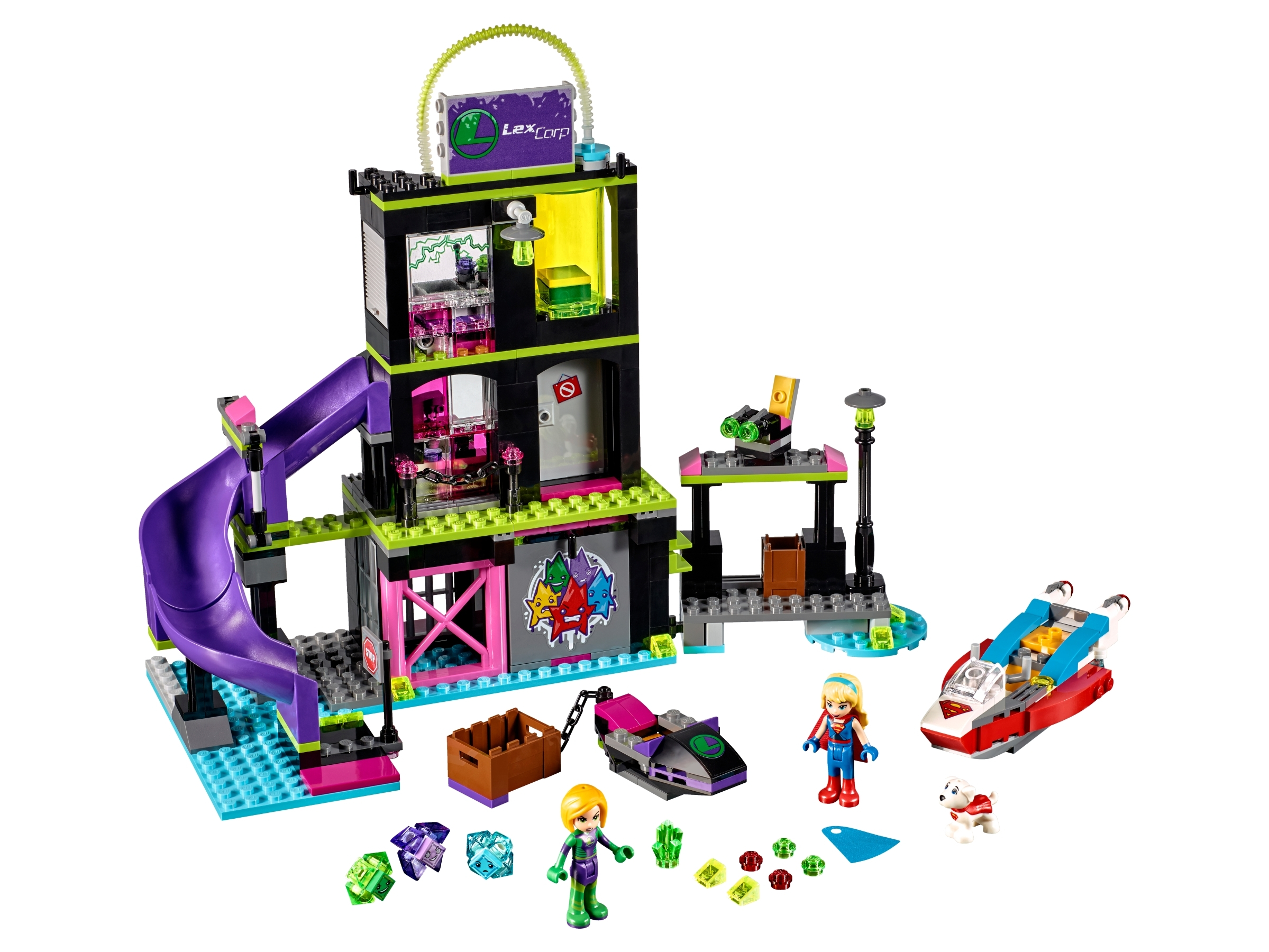 Female Scientist NEUF NEW LEGO City Minifigure CTY0848 Femme Scientifique