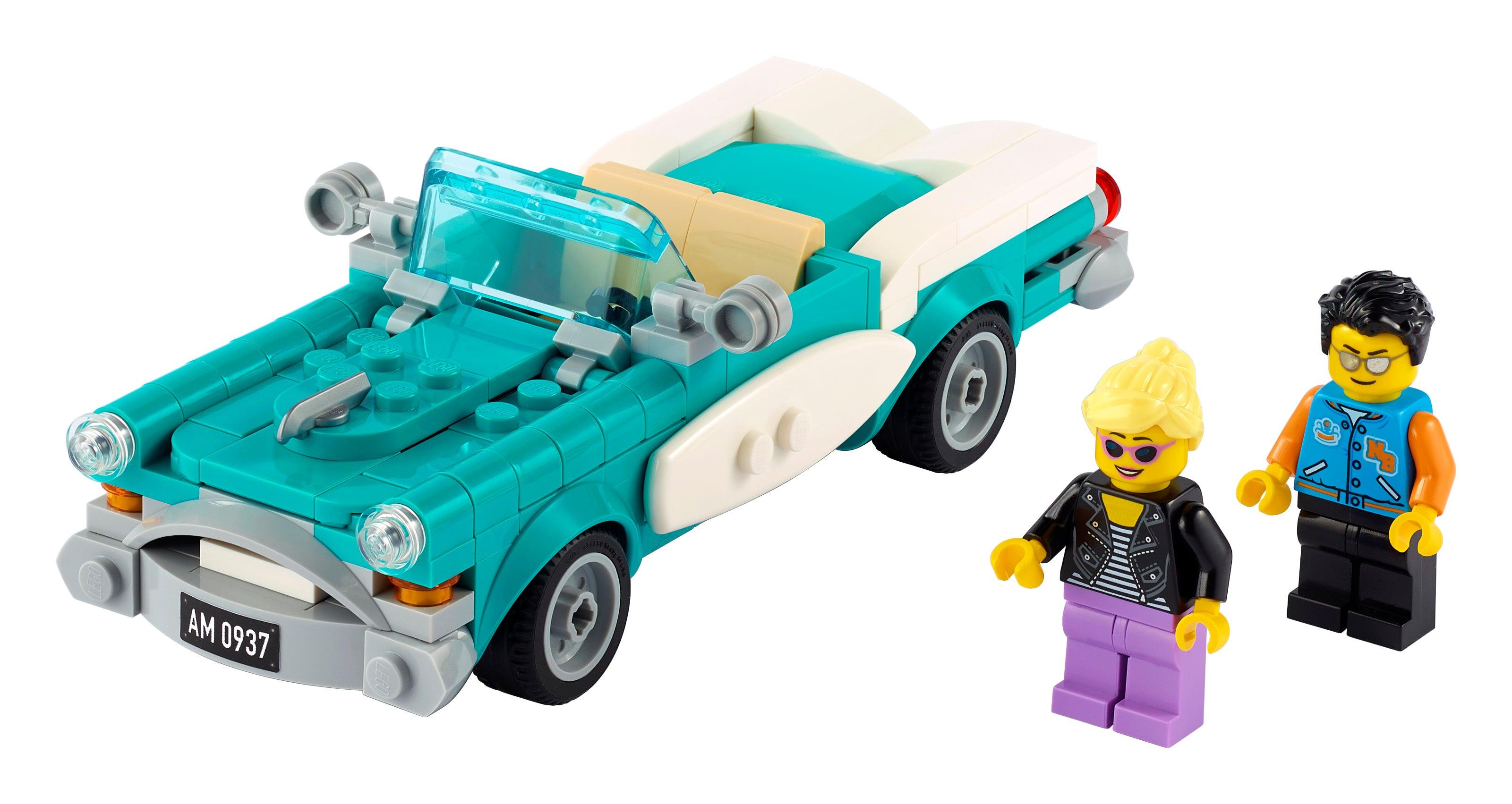 Set 585 370 575 400 396 368... 4 x Fenetre LEGO vintage Yellow window 3081cc01