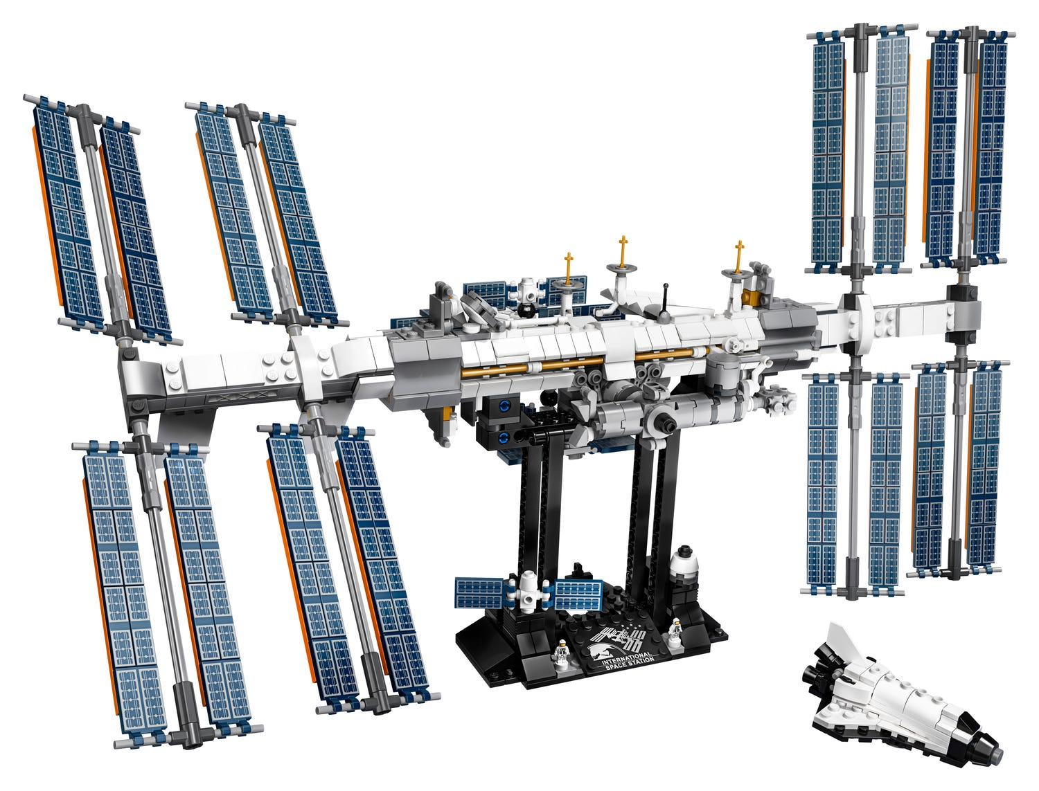 International Space Station 21321 Ideas Buy Online At The Official Lego Shop De