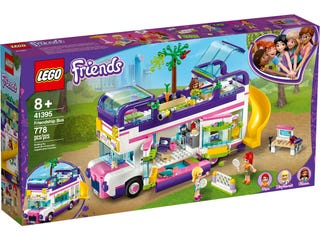 Le bus de l'amitié