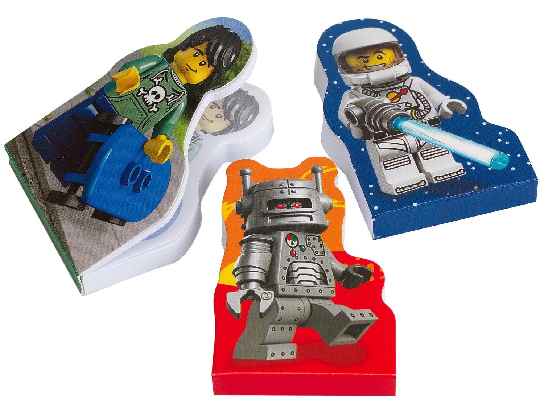Carnets figurine LEGO®