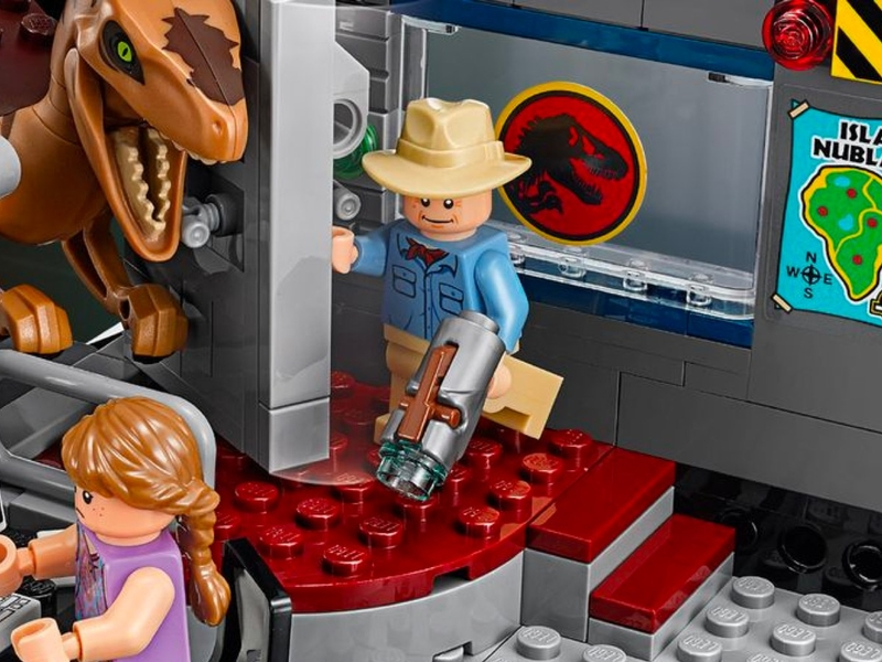 LEGO® Jurassic World – Characters | Official LEGO® Shop US