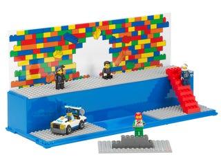 Boîte de jeu et d'exposition LEGO®