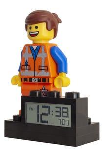 THE LEGO® MOVIE 2™ Emmet Alarm Clock