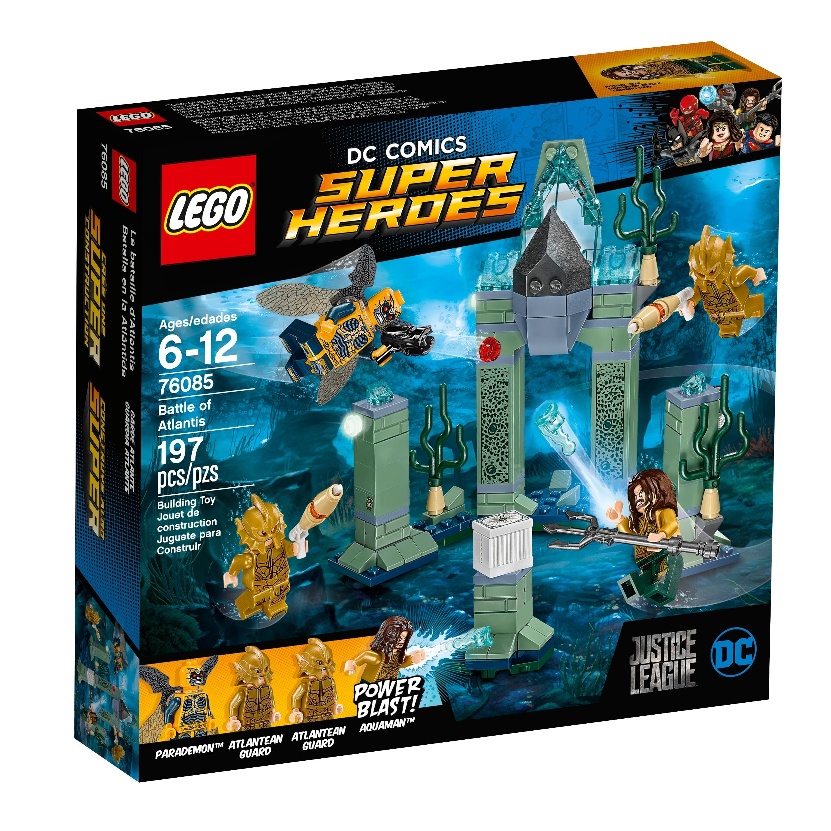 Lego Minifigure Parademon From Set 76085 Battle Of Atlantis Justice League DC