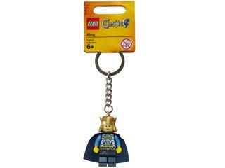 레고® 캐슬 왕 열쇠고리
