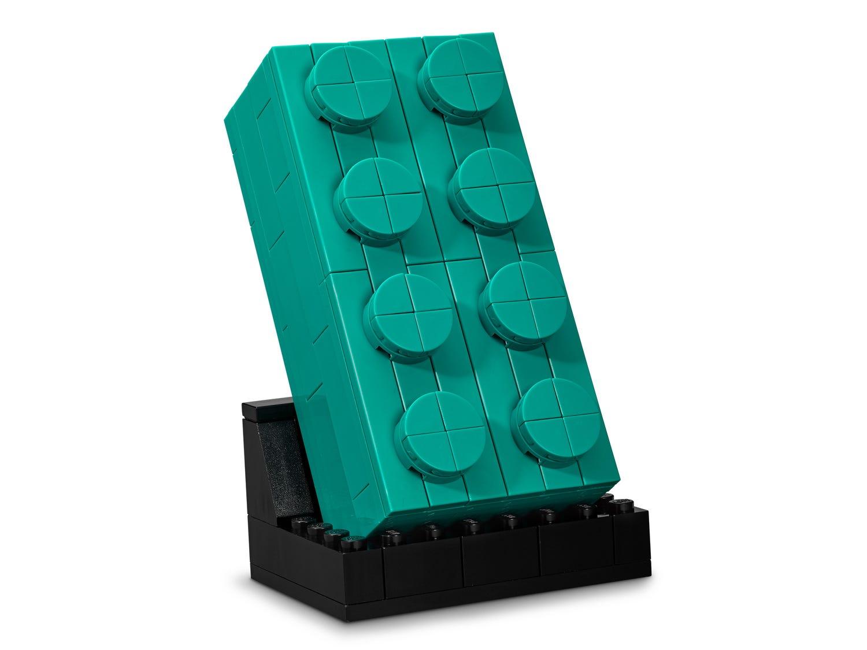 Mattoncino verde 2x4