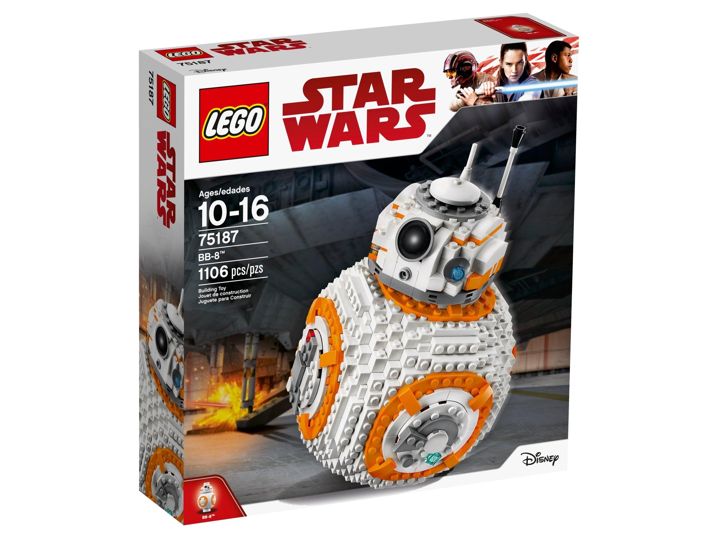 LEGO STAR WARS  75250 BB-8 NEW