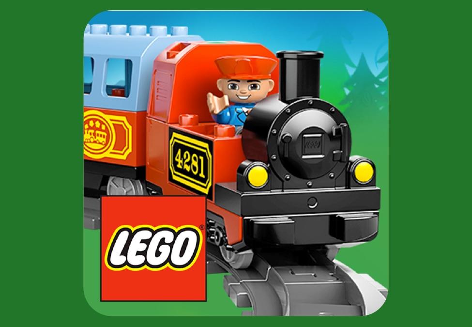 LEGO® DUPLO® Tåg