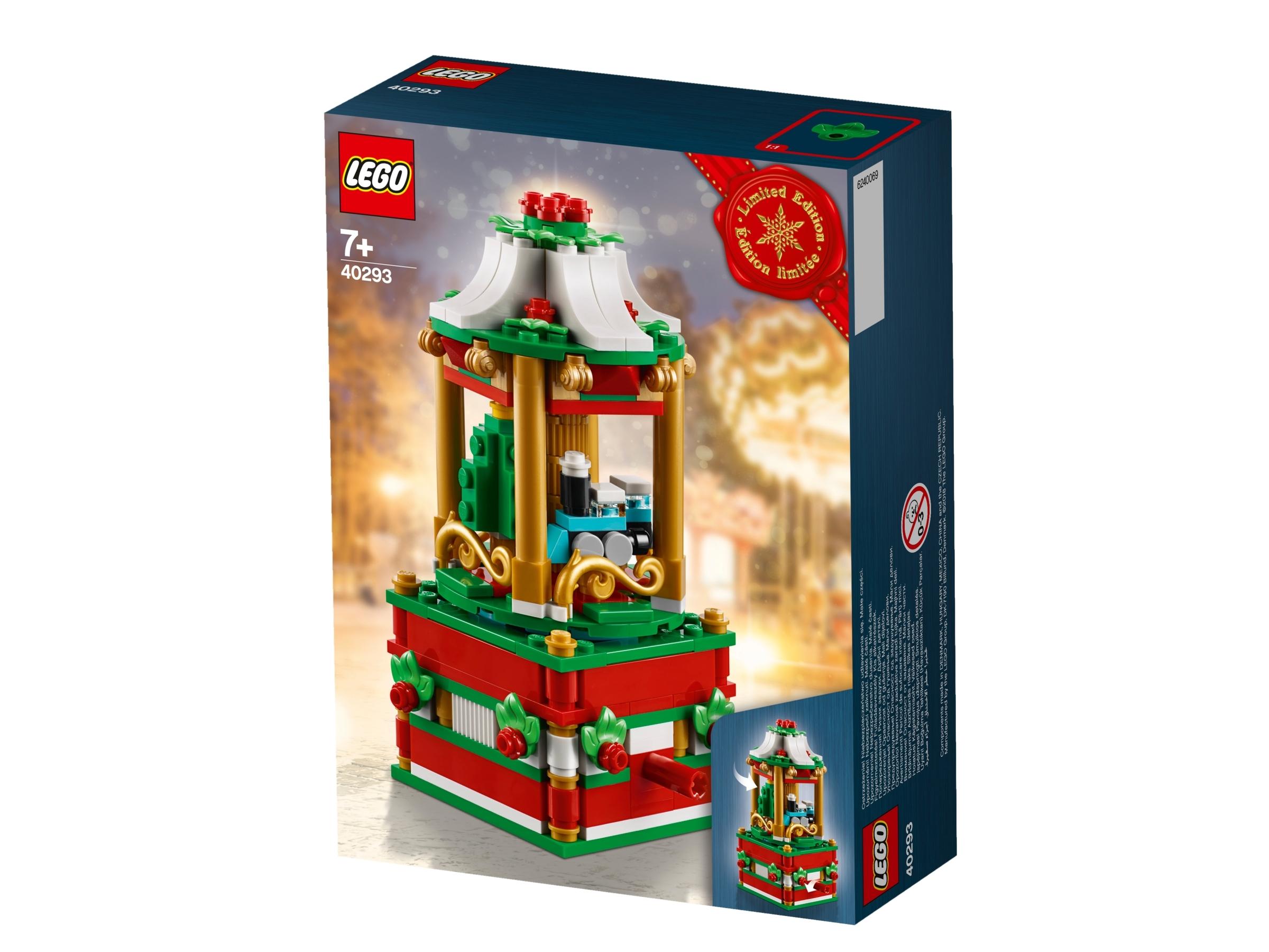 LEGO 40293 CHRISTMAS CAROUSEL SET BRAND NEW