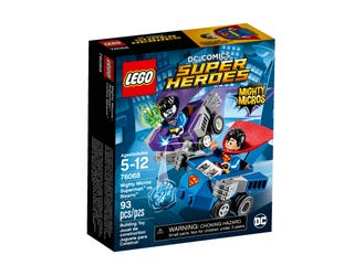 Mighty Micros: Superman™ vs. Bizarro™