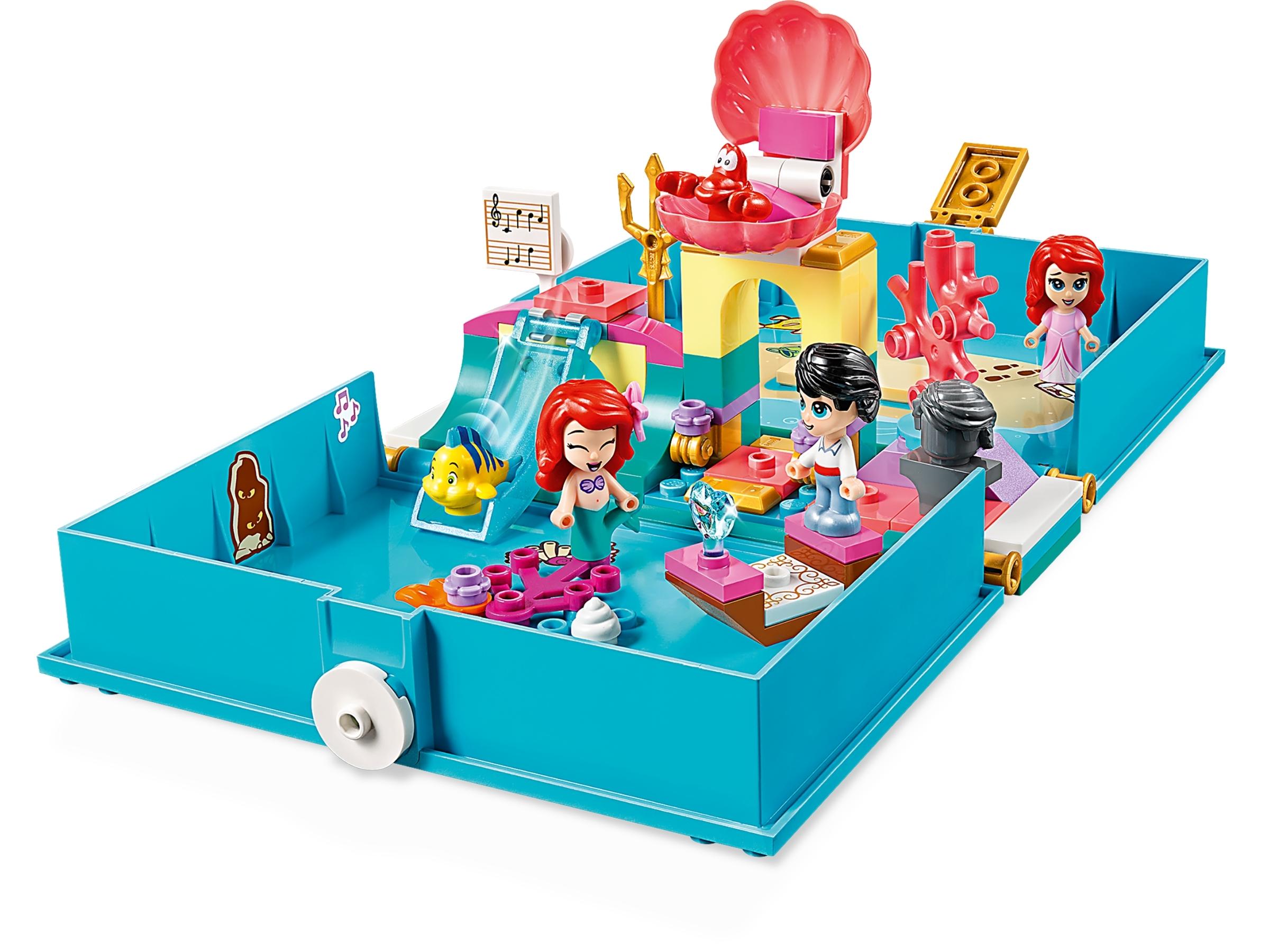 Ariel's Storybook Adventures 43176   Disney™   Buy online at the ...