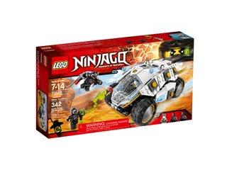 Titanium Ninja Tumbler