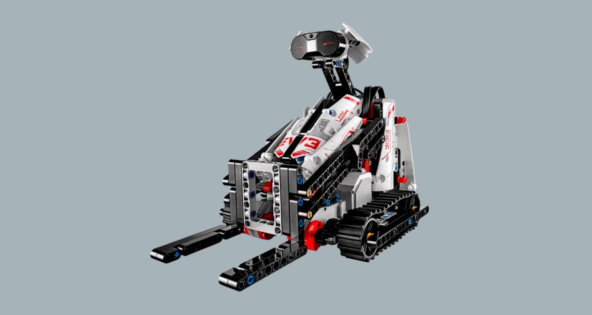 Construye Un Robot Mindstorms Oficial Lego Shop Ar