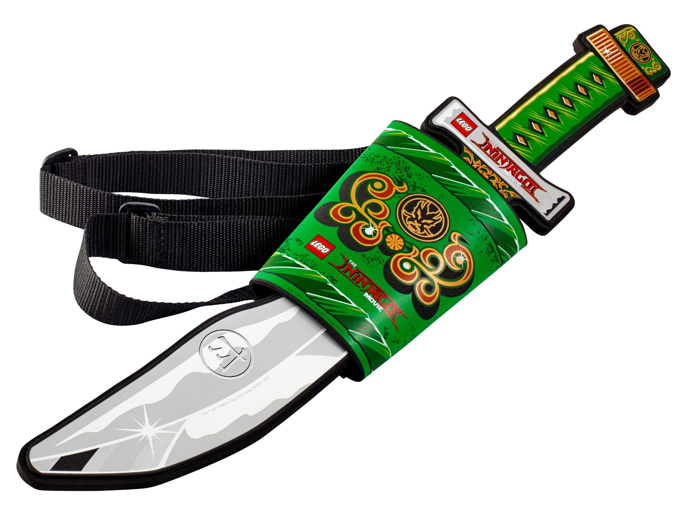 Ninjago Foam Lego 853447  6104745 Sword and Sheath Brand New