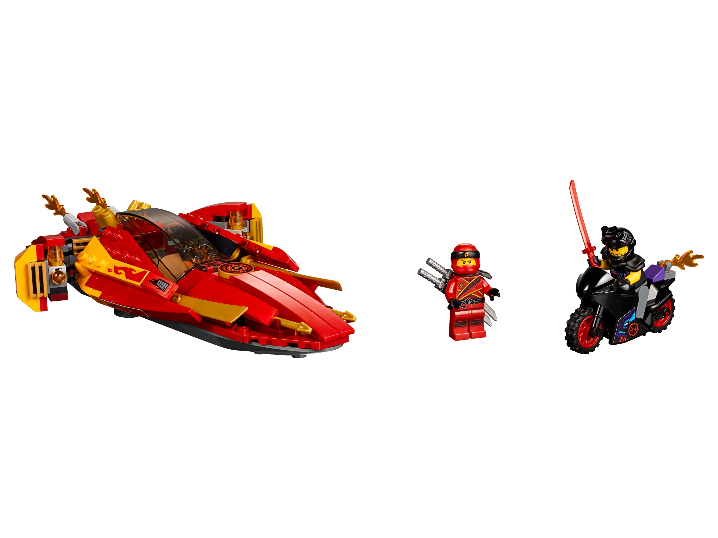 Genuine Lego Ninjago Sons Of Garmadon Luke Cunningham Mini Figure 70638