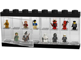 LEGO® Minifigure Display Case 16