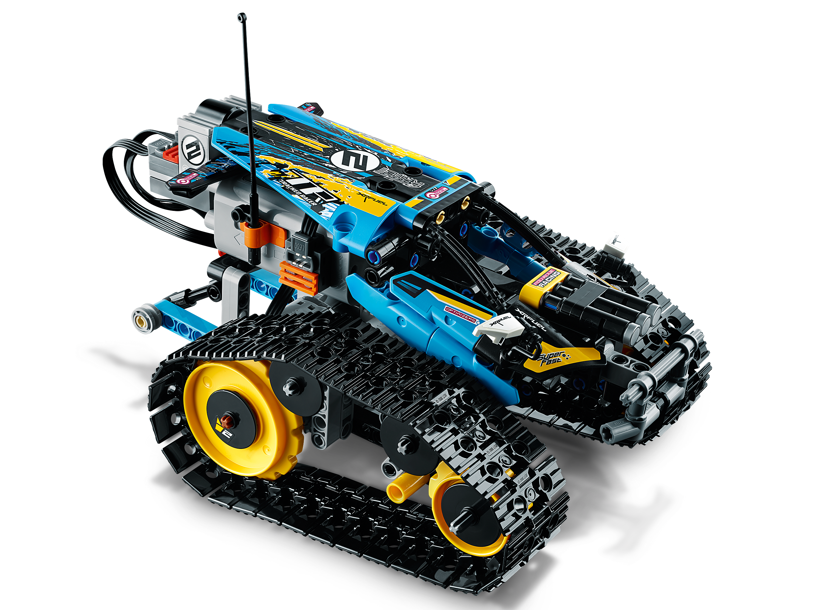 Lego 42095 Stunt-Racer Bausatz NEU ohne Power Function
