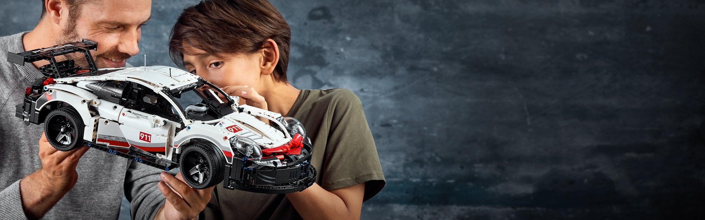 LEGO® Technic™ 42096 Porsche 911 RSR NEU NEW OVP MISB