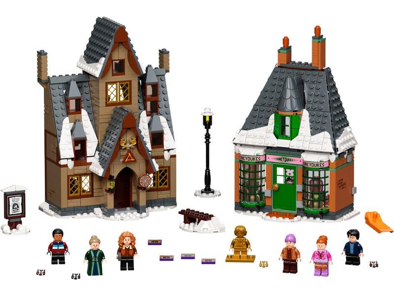 """Hogsmeade"""" Village Visit"""