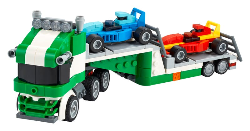 Racerbilstransport