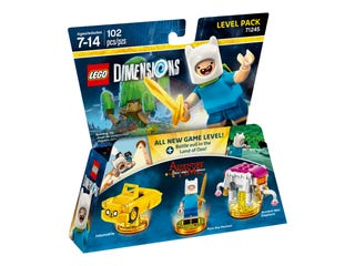 Adventure Time™ Level Pack