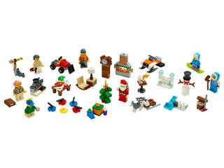 Рождественский календарь LEGO® City