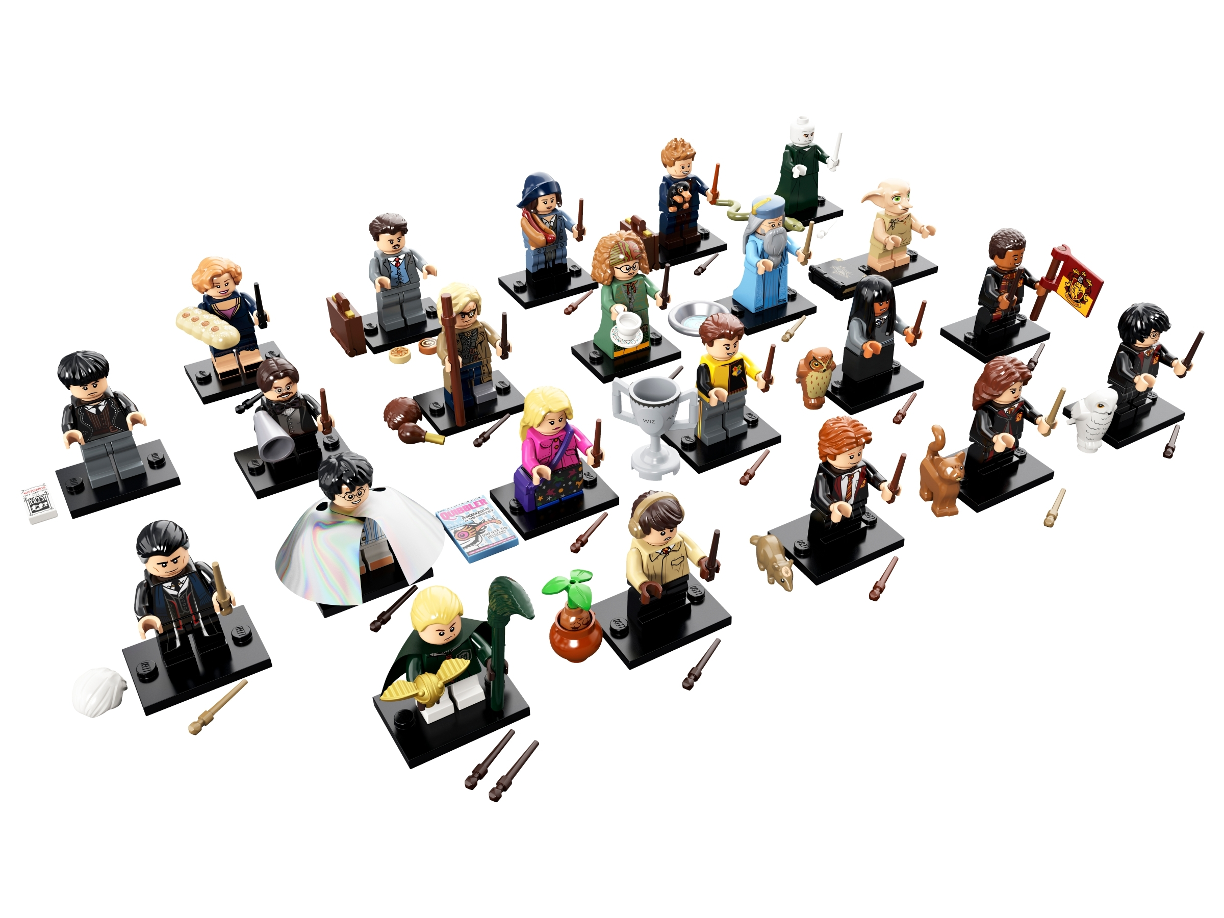 Harry Potter And Fantastic Beasts 71022 Harry Potter Buy Online At The Official Lego Shop Us