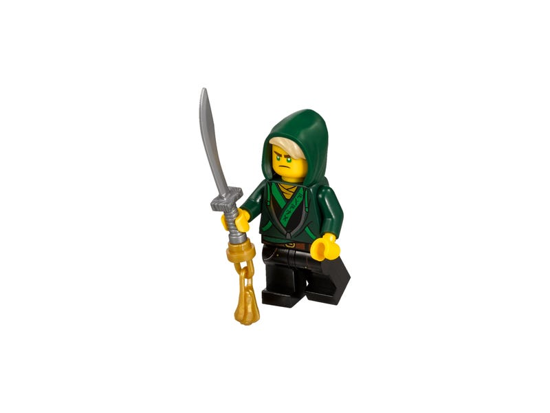 LEGO NINJAGO Lloyd Minifigure