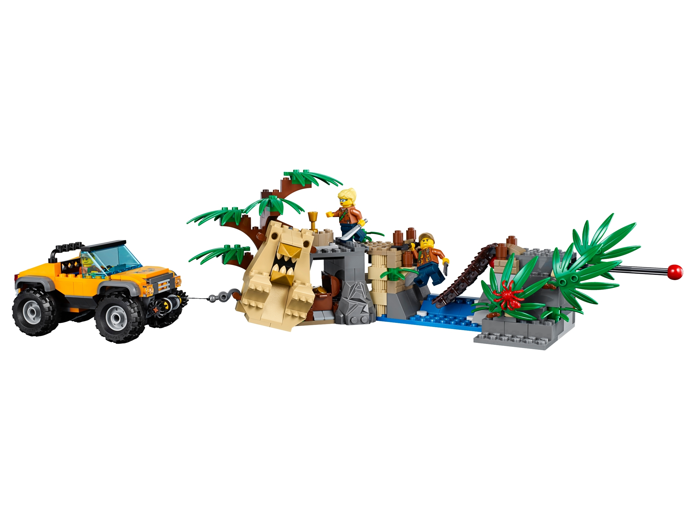 Dschungel Versorgungshubschrauber
