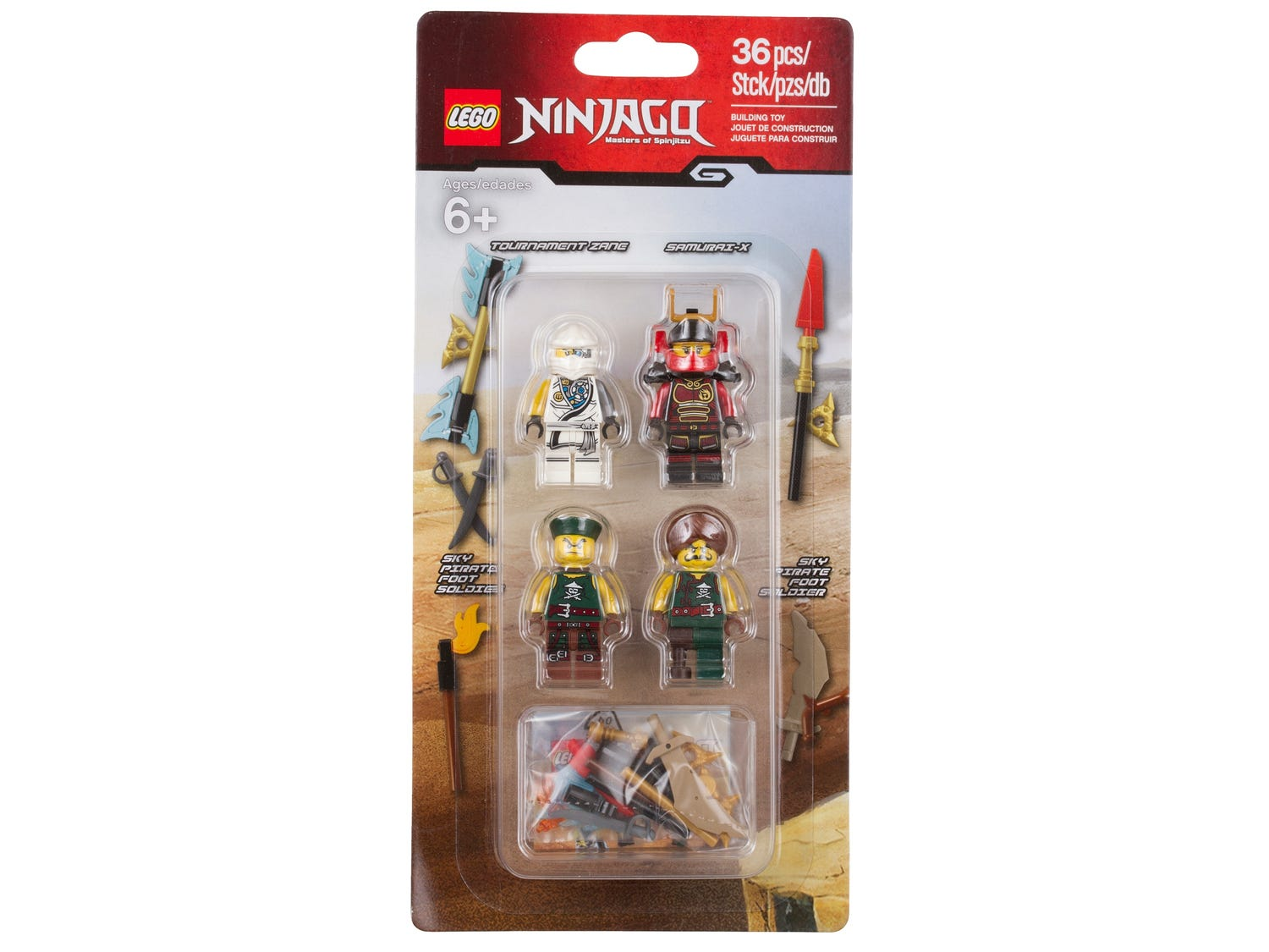 LEGO® NINJAGO™ Accessory Set