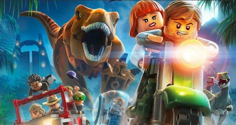 LEGO® Jurassic World - Games   Official LEGO® Shop US