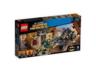 Batman™: Rescue from Ra's al Ghul™