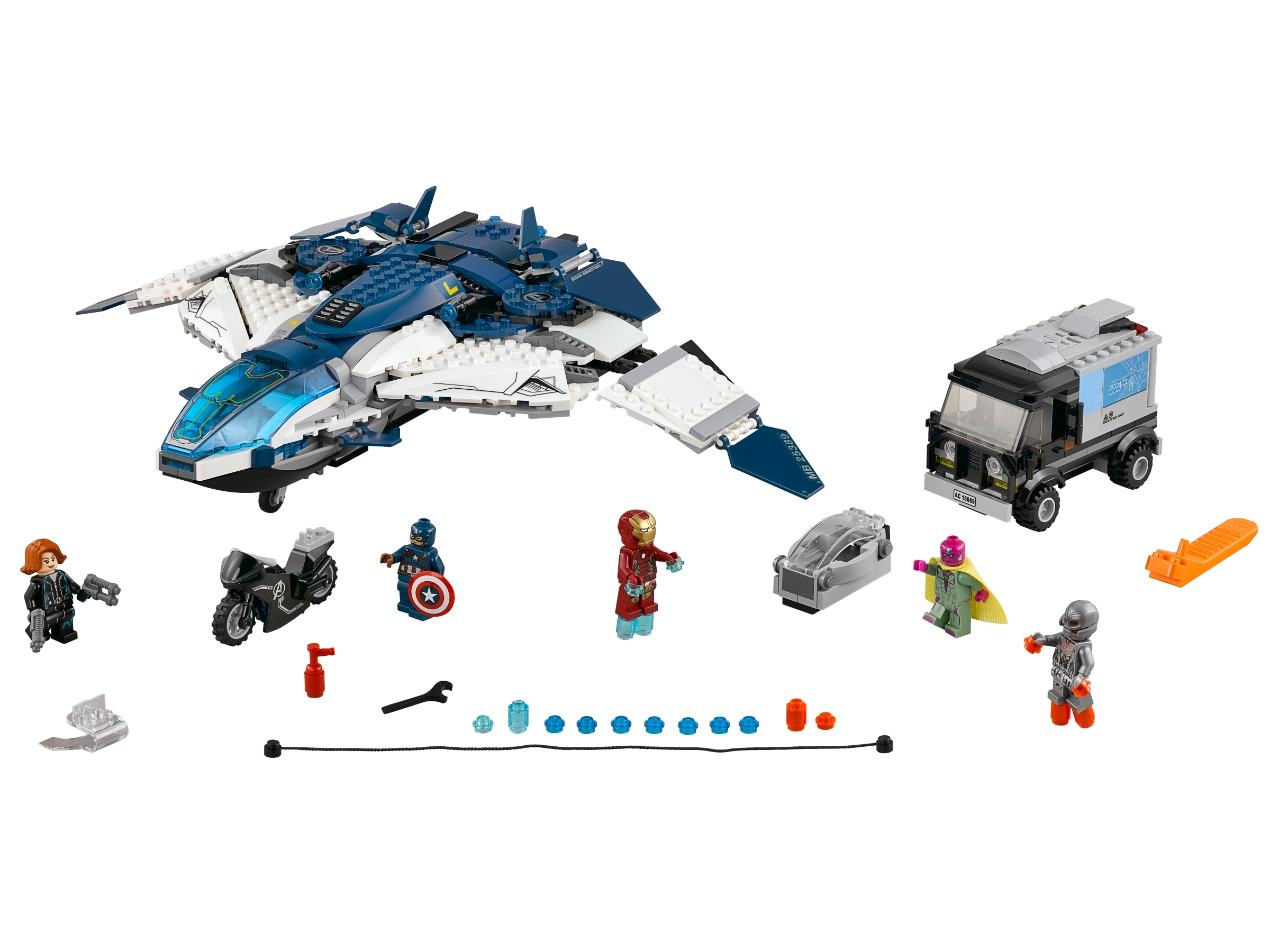 LEGO® Superheroes™  The Vision 76032 from Age of Ultron